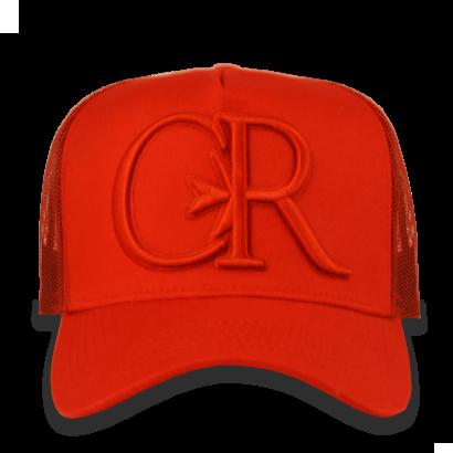 Cr logo cap