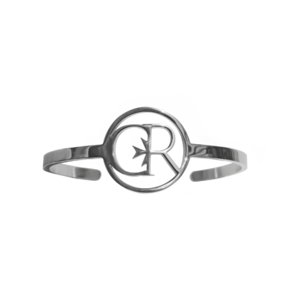 Bracelet cr logo round face