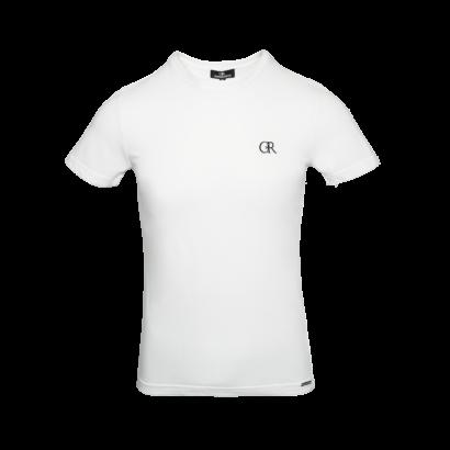 Small logo basic t-shirt
