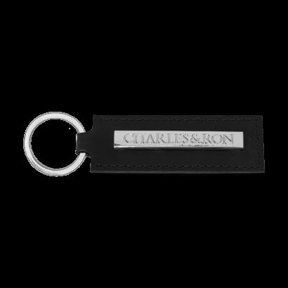 Key chain plate metal large