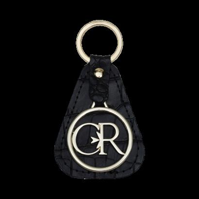 Keychain cr round logo