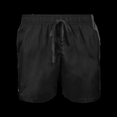 Swim shorts side logo