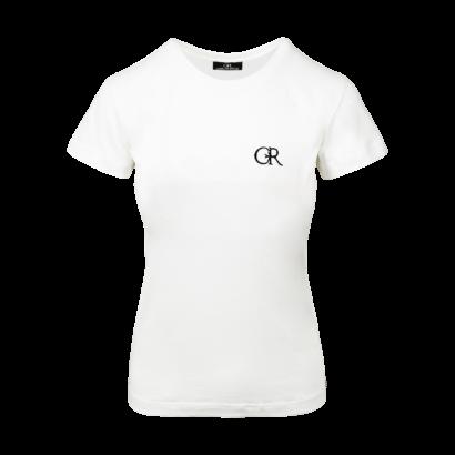 Basic t-shirt embroidered logo