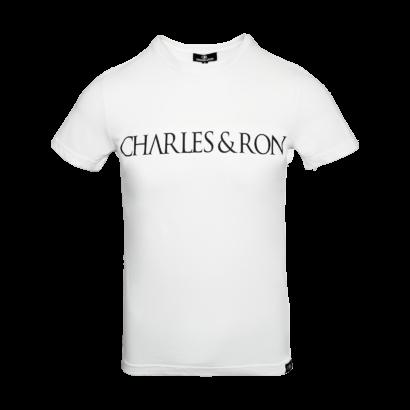 T-shirt full name logo