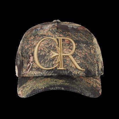 Tapestry cap